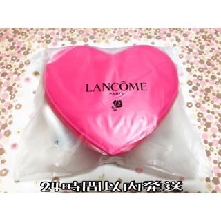 ランコム(LANCOME)の未開封 未使用 LANCOME ランコム ハート型ポーチ【限定】(ポーチ)