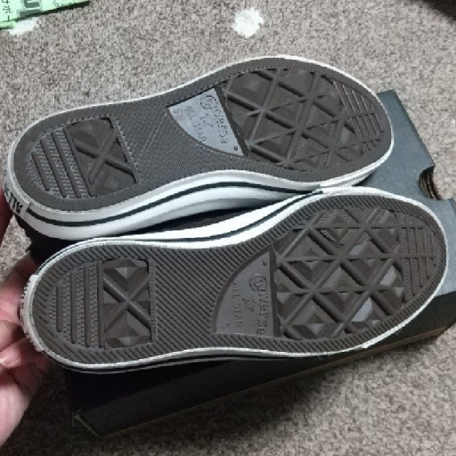 CONVERSE(コンバース)のほぼ新品★コンバース オールスター ボアポイント 24.0 レディースの靴/シューズ(スニーカー)の商品写真