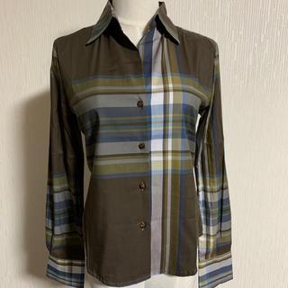 ナラカミーチェ(NARACAMICIE)の未使用 ナラカミーチェ 柔らかなお素材のシャツブラウス(シャツ/ブラウス(長袖/七分))