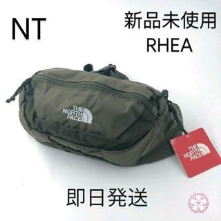 THE NORTH FACE - 送料込み ノースフェイス RHEA ニュートープグリーン NM71803 NT