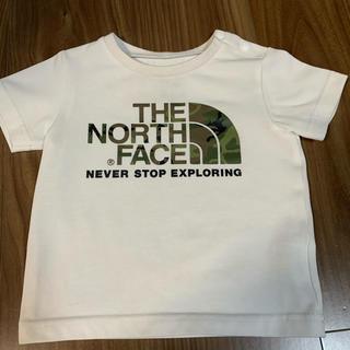 THE NORTH FACE - ノースフェイス キッズ Tシャツ 80