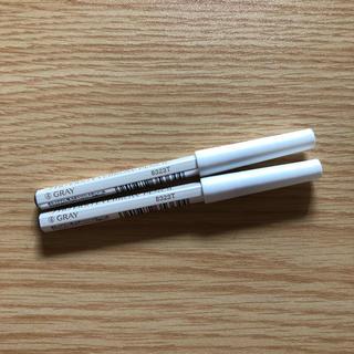 シセイドウ(SHISEIDO (資生堂))の資生堂眉墨鉛筆4番グレー  アイブロウペンシル未使用未開封 2本セット(アイブロウペンシル)