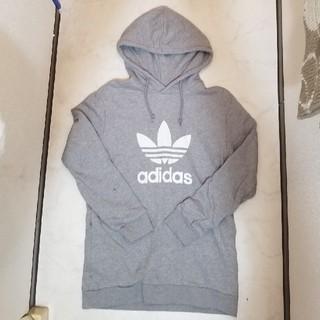 adidas - アディダス adidas パーカー 早い者勝ち❗