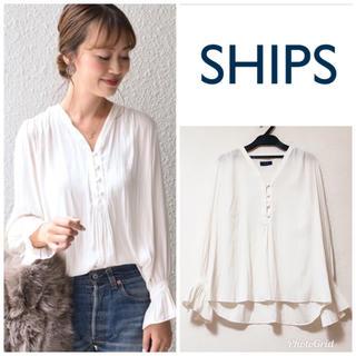 SHIPS - シップス❤︎ブラウス
