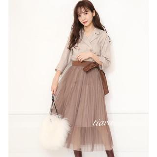 Rirandture - 新品タグ付き♡7部袖2WAYブレザー風ワンピース
