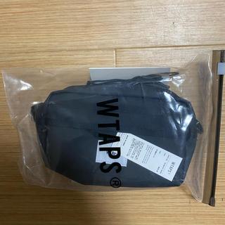 W)taps - wtaps MAG M / POUCH. PVC BLACK
