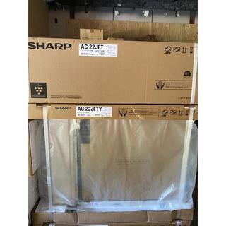 SHARP - SHARP ルームエアコン AC-22JFT  新品