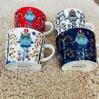 イッタラ(iittala)の新品未使用⁂4個セット⁂ iittala イッタラ コーヒーカップ 200ml(食器)