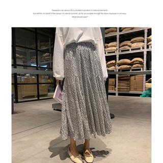 dholic - 小花柄スカート