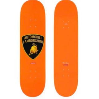 シュプリーム(Supreme)のSupreme Lamborghini Skateboard Orange(スケートボード)
