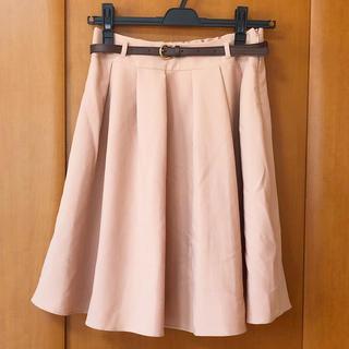 HONEYS - 【Honeys】ベルト付きスカート