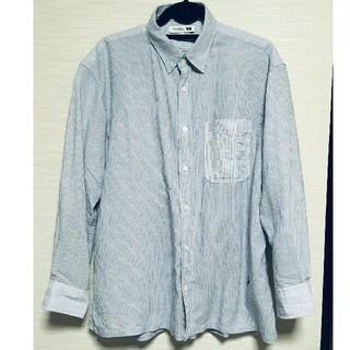 UNIQLO - 赤字覚悟!! UNIQLO jw Anderson オーバーサイズシャツ