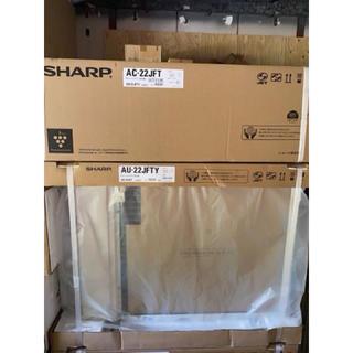 SHARP - SHARP シャープ ルームエアコン AC-22JFT 新品