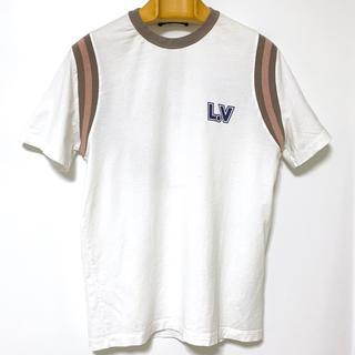 LOUIS VUITTON - 【正規品】ルイヴィトン VARSITY PRINTED ALOHA Tシャツ/S