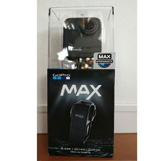 ゴープロ(GoPro)の新品未開封 CHDHZ-201-FW GoPro MAX(ビデオカメラ)