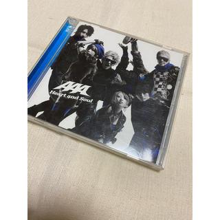 トリプルエー(AAA)のHeart and Soul(ポップス/ロック(邦楽))