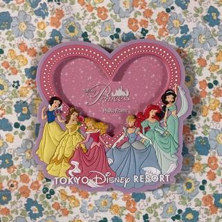 Disney - TDL ディズニー プリンセス マグネット フォトフレーム 写真たて