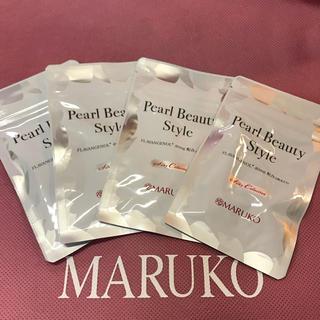 MARUKO - MARUKO パールビューティースタイル 7日分×4袋