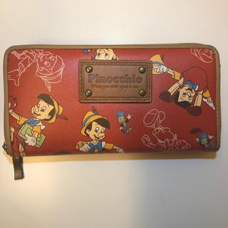 ディズニー(Disney)のピノキオ 長財布(長財布)