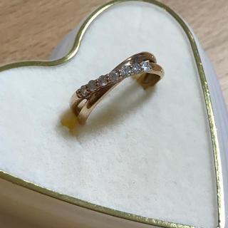 JEWELRY TSUTSUMI - 指輪 ツツミ ピンキーリング