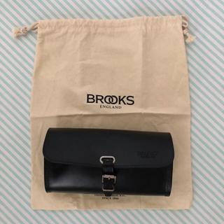 Brooks - BROOKS CHALLENGE LARGE TOOL BAG BLACK