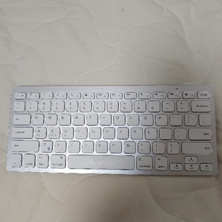 ANKER Compact BLUETOOTH KEYBOARD A7726(キーボード/シンセサイザー)