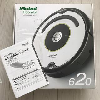 アイロボット(iRobot)のルンバ 620☆ 動作確認済み‼︎  IRobot R oomba ☆(掃除機)