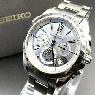SEIKO - SEIKOセイコー ブライツ クロノグラフ メンズ腕時計