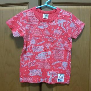 F.O.KIDS - 働く車Tシャツ&ハーフパンツ