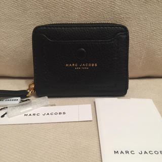 MARC JACOBS - タグ付き新品★マークジェイコブス  MARC JACOBS レザー 財布 コイン