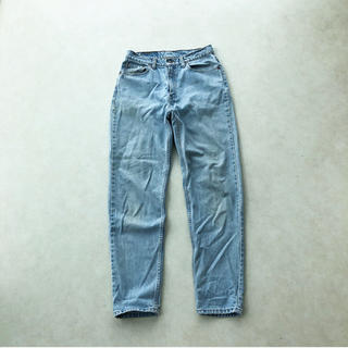 Levi's - [都内古着屋購入]LEVI'S TAPERED DENIM PANTS 521