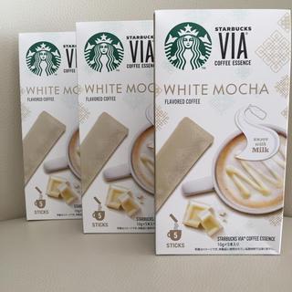 Starbucks Coffee - 15本 ホワイトモカ スターバックス ヴィア VIA
