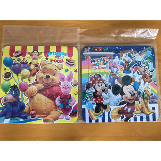Disney - パズル2個