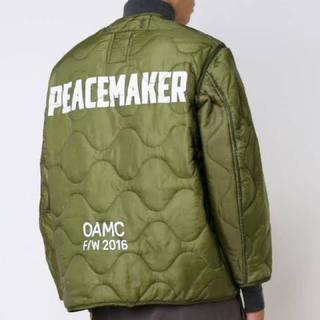シュプリーム(Supreme)のoamc peacemaker jacket ミリタリー ライナー(ミリタリージャケット)
