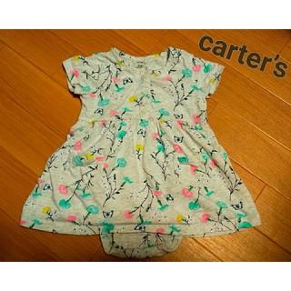 カーターズ(carter's)のcarter's (カーターズ) 12month (70〜80サイズ) (ワンピース)