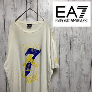 エンポリオアルマーニ(Emporio Armani)のEMPORIO ARMANI エンポリオアルマーニ Tシャツ カットソー(Tシャツ/カットソー(半袖/袖なし))