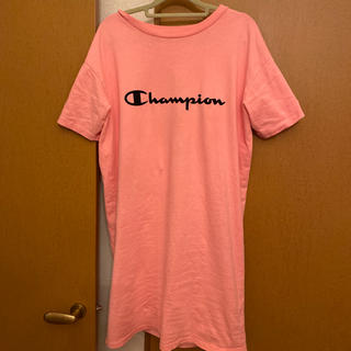 Champion - 半袖 ワンピース M チャンピオン Champion