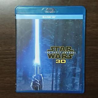 Disney - 希少☆スターウォーズ フォースの覚醒 Blu-ray ブルーレイ 3Dのみ