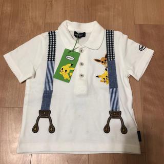 クレードスコープ(kladskap)のクレードスコープ ポケモン 半袖 ポロシャツ 100(Tシャツ/カットソー)