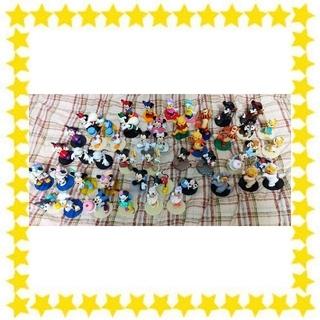 ディズニー(Disney)のディズニー ミッキーマウス ミニーマウス ティガー ドナルドダック フィギュア(アニメ/ゲーム)