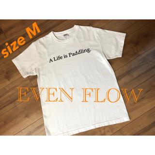イーブンフロー(evenflo)のEAZIE by EVENFLOW  (イーブンフロウ) メンズ ティシャツ(Tシャツ/カットソー(半袖/袖なし))
