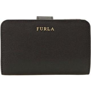 Furla - 付属品全て有り★新品 FURLA バビロン 二つ折り財布 ブラック