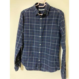 アーバンリサーチ(URBAN RESEARCH)のチェックシャツ(シャツ)
