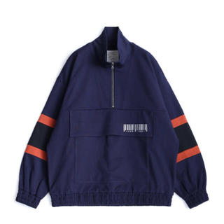 シャリーフ(SHAREEF)のSHAREEF BIG POCKET HALF ZIP PO(スウェット)