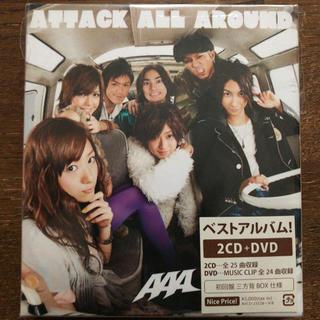 トリプルエー(AAA)のATTACK ALL AROUND(ポップス/ロック(邦楽))
