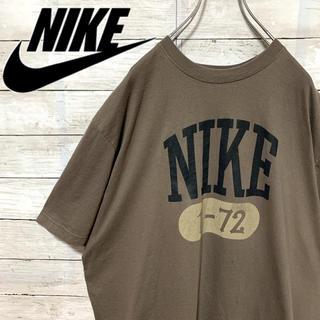 ナイキ(NIKE)の超レア 古着 90s ナイキ NIKE Tシャツ デカロゴ ビッグシルエット(Tシャツ/カットソー(半袖/袖なし))