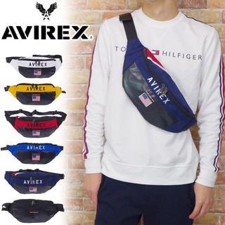 AVIREX - アビレックス AVIREX ウエストバッグ OLD SKOOL AX2003