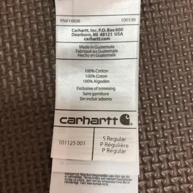 carhartt(カーハート)のカーハート Tシャツ メンズのトップス(Tシャツ/カットソー(半袖/袖なし))の商品写真