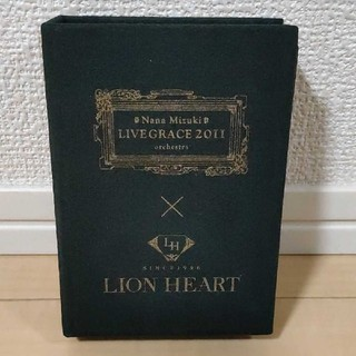 ライオンハート(LION HEART)の水樹奈々 LIVE GRACE 2011 LION HEART物販限定ネックレス(その他)