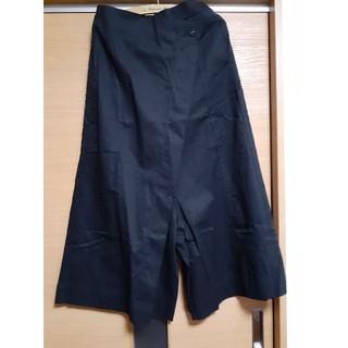 antiqua - ☆antiqua 巻き スカート 風 パンツ 黒 アンティカ 未使用
